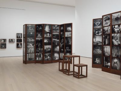 Surrounds | MoMA | Oct 21 - Apr 01