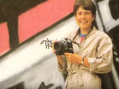 Martha Cooper: Graffiti interview (2011)