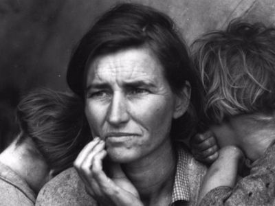 Dorothea Lange and American Odyssey (2014)