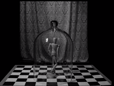 Magic Mirror by Sarah Purcill (2013)