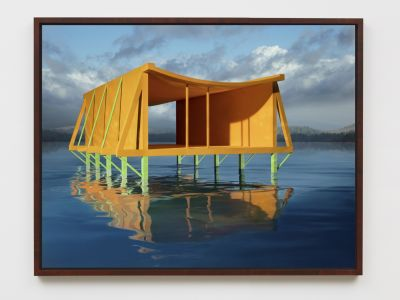 James Casebere: On the Water's Edge | Sean Kelly Gallery | Dec 13 - Jan 25