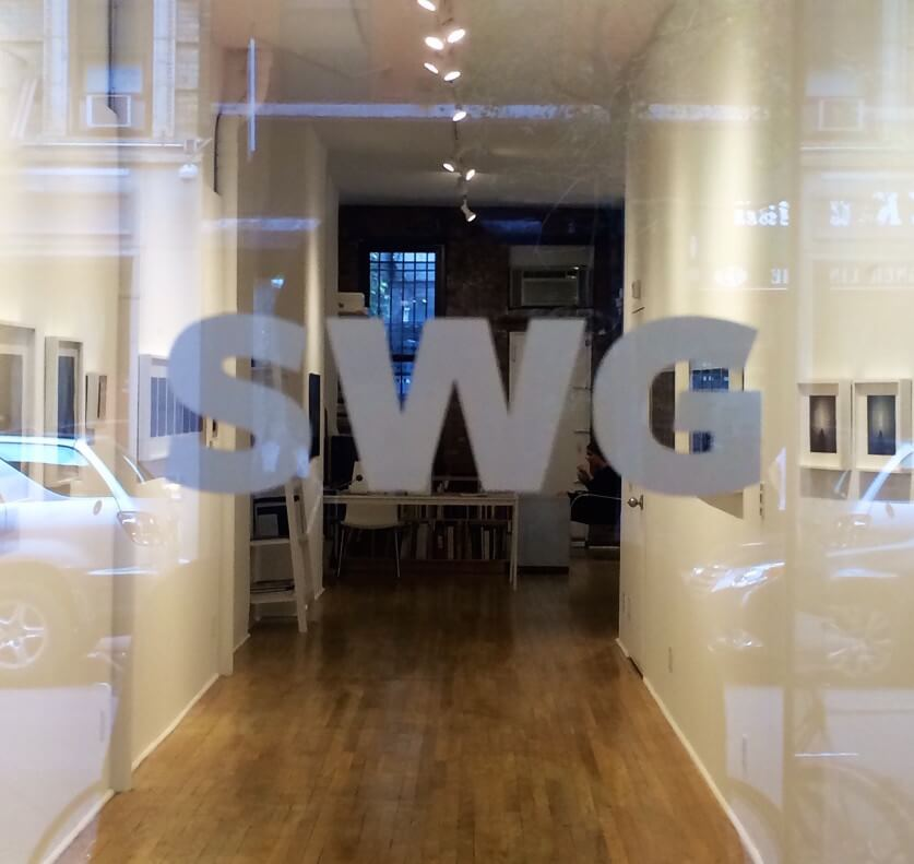 INTERVIEW: Sasha Wolf, Director of Sasha Wolf Gallery