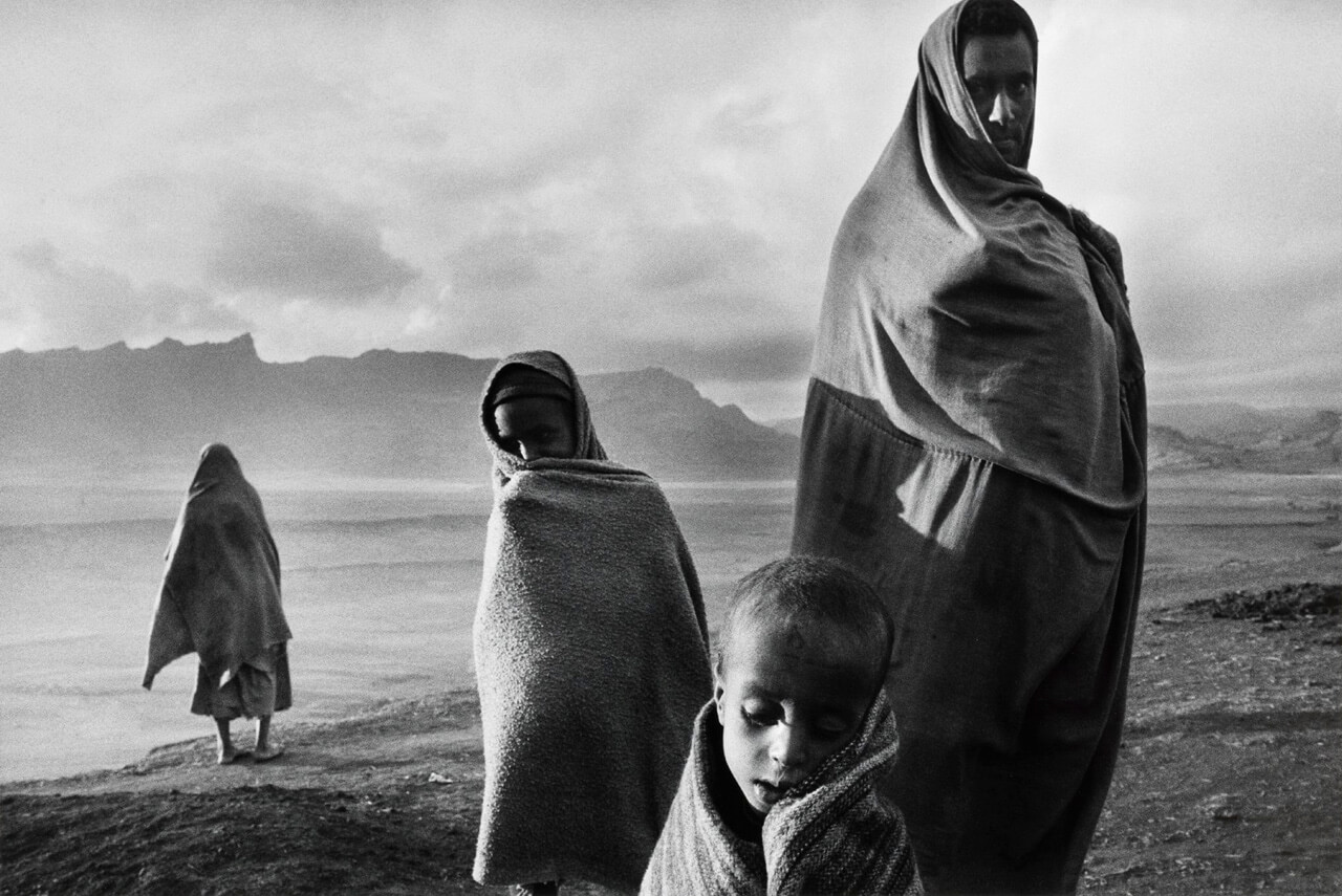 ESSAY:  Aesthetics and Ideology of Sebastiao Salgado