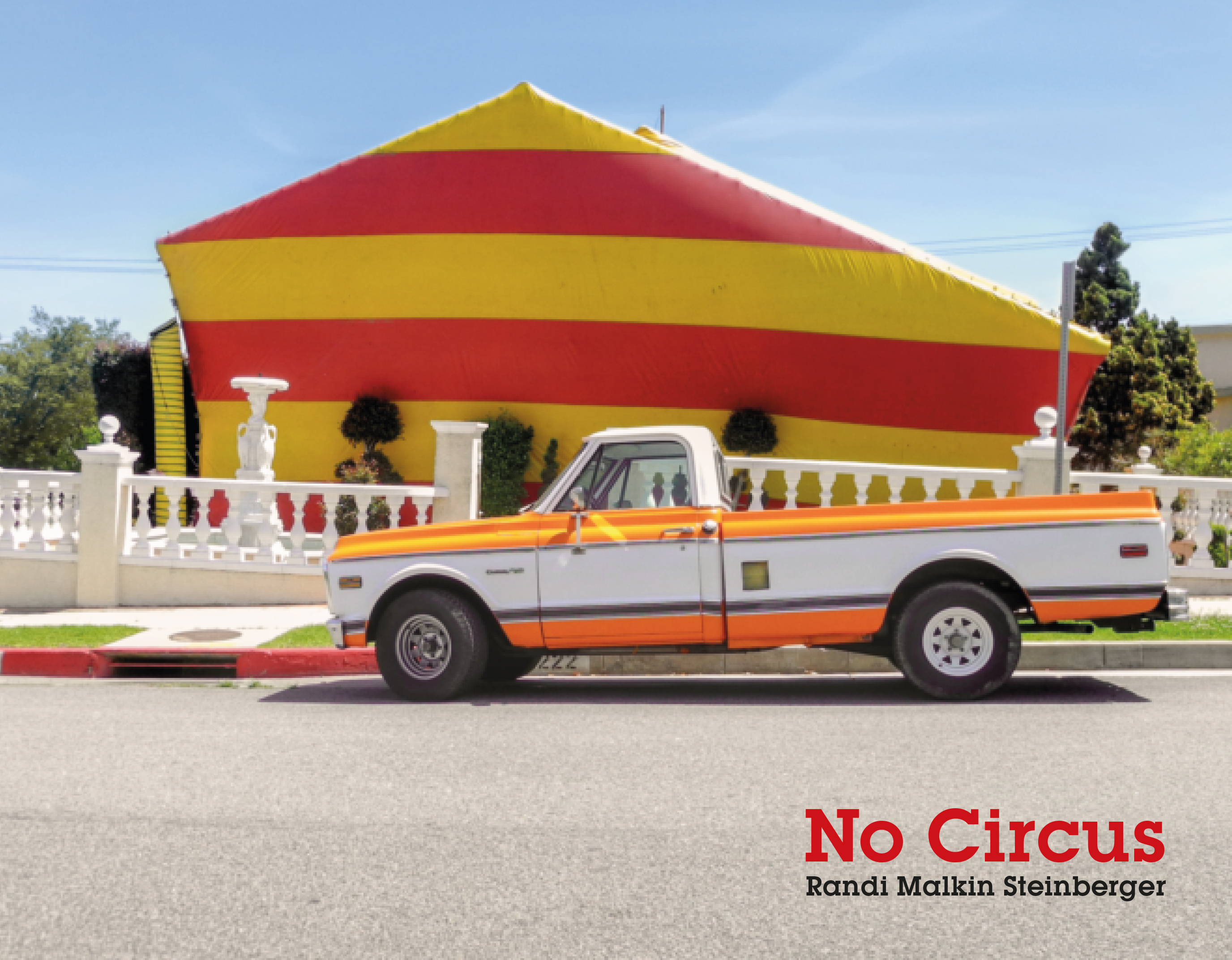BOOK REVIEW: No Circus, Randi Malkin Steinberger